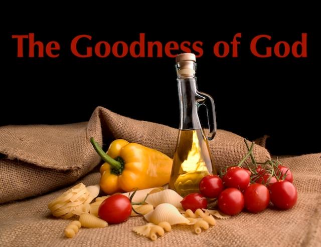 The Goodness of God Medium