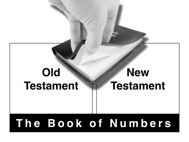 Book of Numbers and the Bible