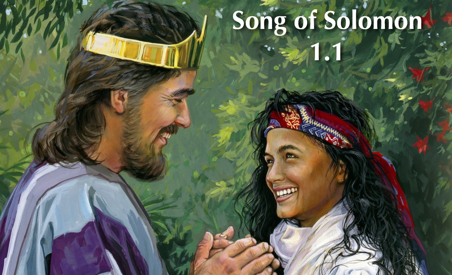 Song of solomon essay devotion and protection